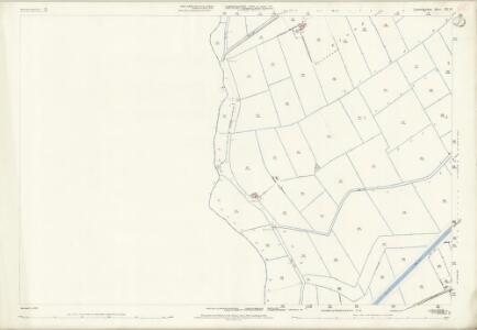 Cambridgeshire III.12 (includes: Newton; Sutton St Edmund; Tydd St Giles; Tydd St Mary) - 25 Inch Map