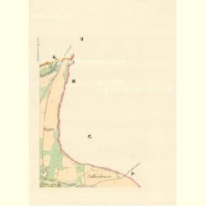Hostaschowitz - m0849-1-002 - Kaiserpflichtexemplar der Landkarten des stabilen Katasters