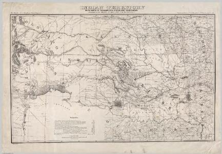 Indian Territory With Parts Of Neighboring States And Territories.
