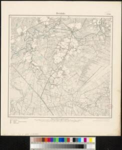 Meßtischblatt 1730 : Herzlake, 1900