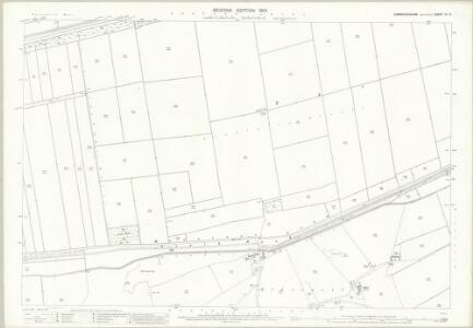 Cambridgeshire XI.9 (includes: Thorney; Whittlesey) - 25 Inch Map