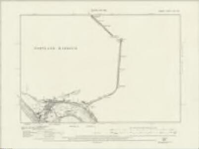 Dorset LVIII.NE - OS Six-Inch Map