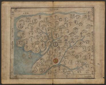 韓國輿地圖:平安道