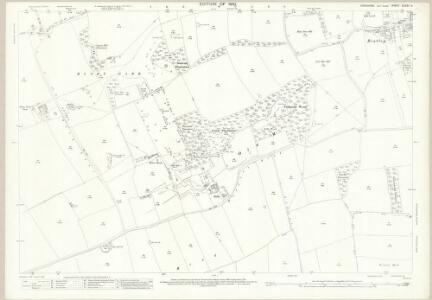 Yorkshire CCXXV.3 (includes: Rowley; Skidby; Walkington) - 25 Inch Map