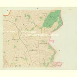 Horusitz - c2195-1-002 - Kaiserpflichtexemplar der Landkarten des stabilen Katasters