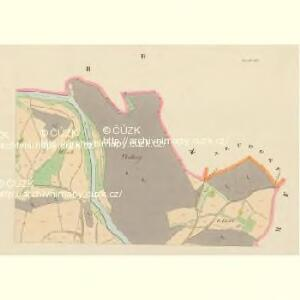 Teindles - c1478-1-002 - Kaiserpflichtexemplar der Landkarten des stabilen Katasters