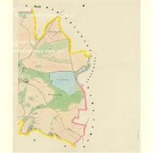 Baubin - c0430-1-002 - Kaiserpflichtexemplar der Landkarten des stabilen Katasters