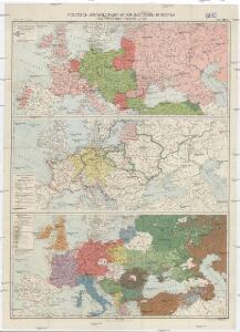 Politisch-geographische Grundlagen Europas für Friedensbetrachtungen