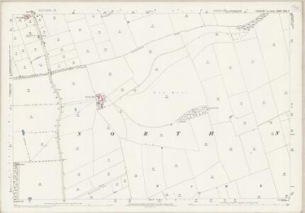 Yorkshire CCIX.11 (includes: Newbald; Sancton) - 25 Inch Map
