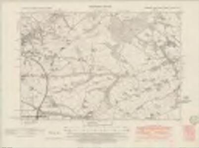 Yorkshire CCLXXIII.NE - OS Six-Inch Map