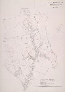 PLAN OF THE HAMLET OF KENTISH TOWN and its VICINITY 45 A