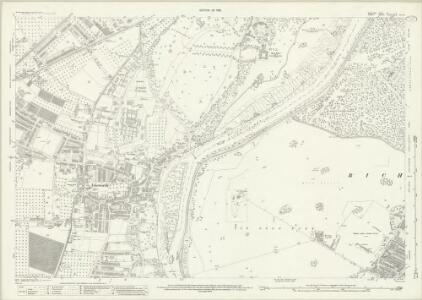 Middlesex XX.8 (includes: Heston and Isleworth; Richmond) - 25 Inch Map