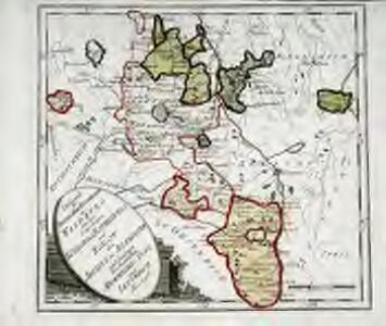 Die Lande der Reichs=Erb=Truchsessen zu Waldburg