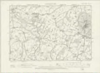 Kent LXX.SE - OS Six-Inch Map