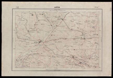 Mapa Geogràfic de Catalunya a escala 1:100 000
