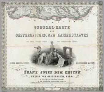 Sheet XX: Karte Des Oesterreichischen Kaiserstaates.