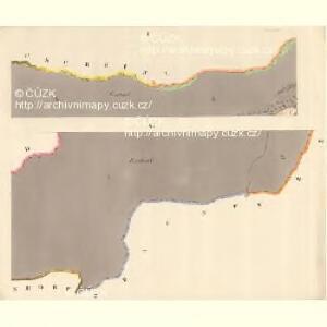 Schweine (Swinow) - m2984-1-001 - Kaiserpflichtexemplar der Landkarten des stabilen Katasters