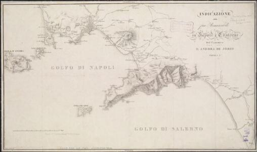 Indicazione del piu rimarcabile in Napoli e contorni