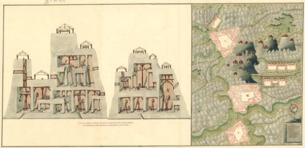 Plan deren Bergwerg Nagiay: i Offi und Bedas
