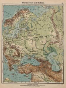 Skandinavien und Rußland