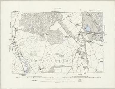 Staffordshire XXIII.NW - OS Six-Inch Map