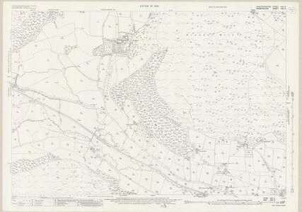 Herefordshire XVII.2 (includes: Burlingjobb And Old Radnor; Kington Rural; Kington Urban; Lower Harpton) - 25 Inch Map