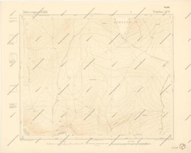 Státní mapa 1:5000