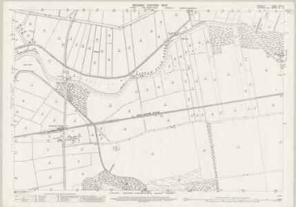 Norfolk XCII.14 (includes: Brandon; Hockwold Cum Wilton) - 25 Inch Map