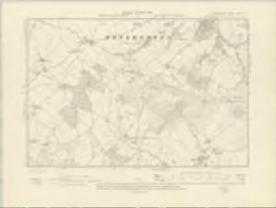 Shropshire LVII.SE - OS Six-Inch Map
