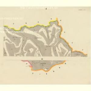 Alt Daubitz - c1452-1-002 - Kaiserpflichtexemplar der Landkarten des stabilen Katasters