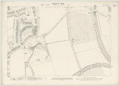 London VI.71 - OS London Town Plan