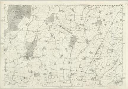 Essex XXX - OS Six-Inch Map