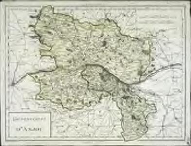 Gouvernement d'Anjou