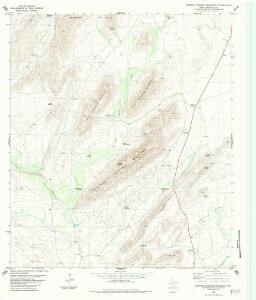 Simpson Springs Mountain