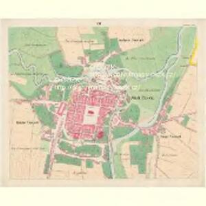 Pilsen (Plzen) - c5849-1-006 - Kaiserpflichtexemplar der Landkarten des stabilen Katasters