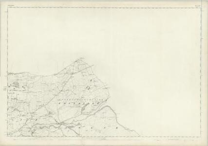 Lancashire XLIX - OS Six-Inch Map