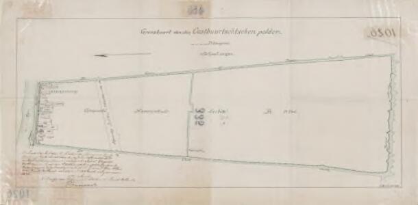 Oostbuurtsche polder, gemeente Hazerswoude.