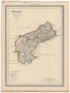 Tarragona / por D. Martin Ferreiro ; R. Alabern lo g[rabó]