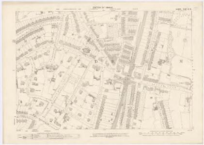 London XV.18 - OS London Town Plan