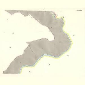 Wrchowin - c8857-1-004 - Kaiserpflichtexemplar der Landkarten des stabilen Katasters