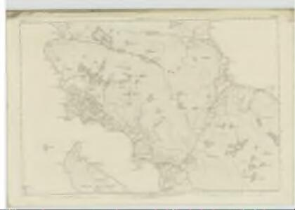 Ross-shire & Cromartyshire (Mainland), Sheet XIX - OS 6 Inch map