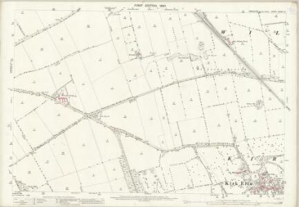 Yorkshire CCXXV.15 (includes: Haltemprice; Skidby; Swanland) - 25 Inch Map