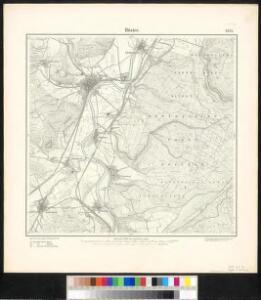 Meßtischblatt 2371 : Höxter, 1898