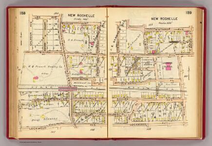 158-159 New Rochelle.