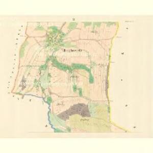 Hrachowetz - m0898-1-002 - Kaiserpflichtexemplar der Landkarten des stabilen Katasters