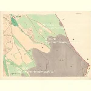 Nesdenitz - m1972-1-004 - Kaiserpflichtexemplar der Landkarten des stabilen Katasters