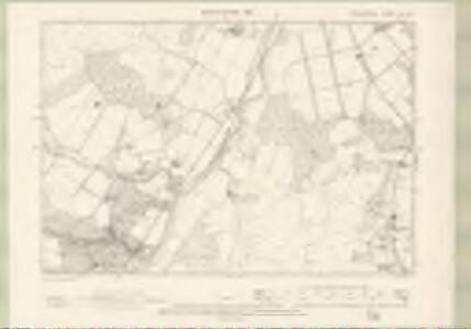 Peebles-shire Sheet XII.SE - OS 6 Inch map