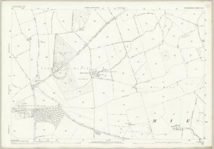 Oxfordshire IX.6 (includes: Hook Norton; Milcombe; Swalcliffe; Tadmarton; Wigginton) - 25 Inch Map