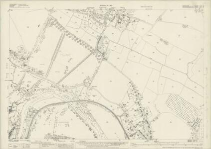 Berkshire XXXII.6 (includes: Datchet; Eton; New Windsor; Slough) - 25 Inch Map