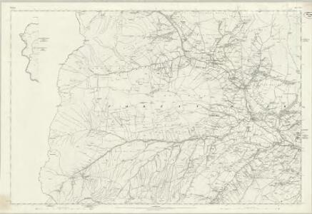 Durham XXII (inset XXXA) - OS Six-Inch Map